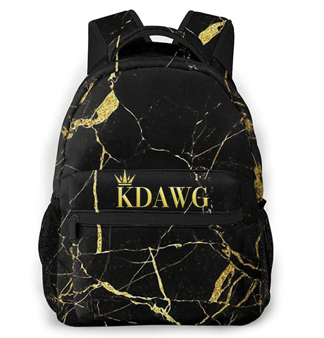 KDawg Gold Back Pack