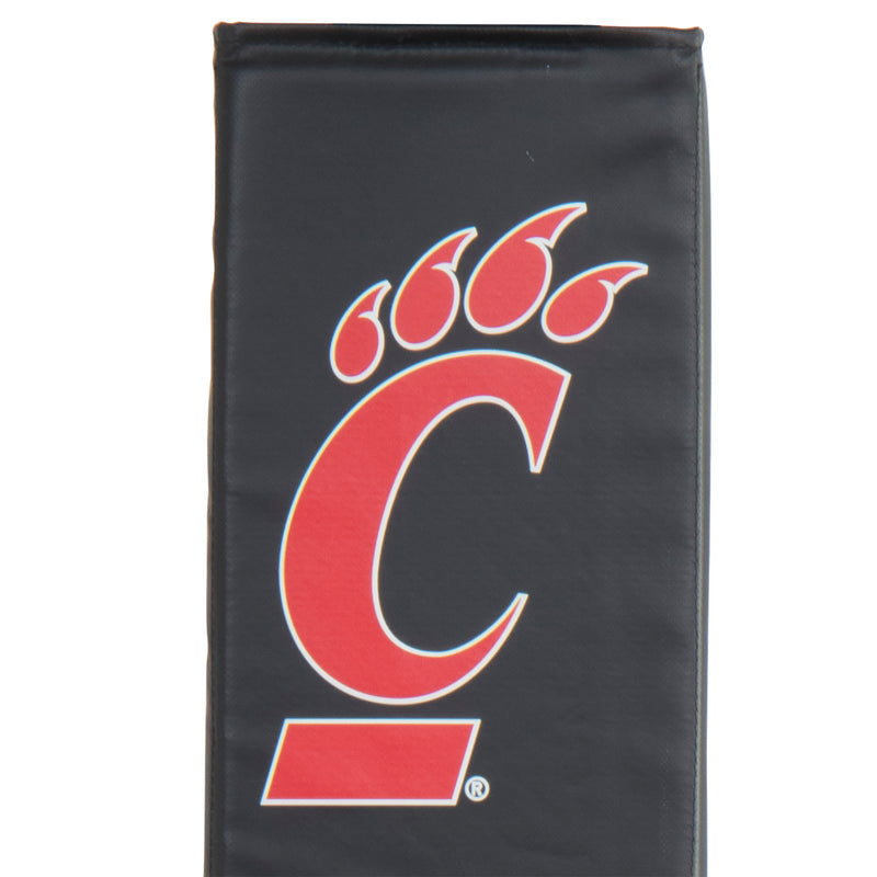 Goalsetter Collegiate Pole Pad - Cincinnati Bearcats (Black)_4