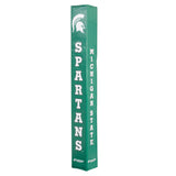 Goalsetter Collegiate Pole Pad - Michigan State Spartans (Green)_3