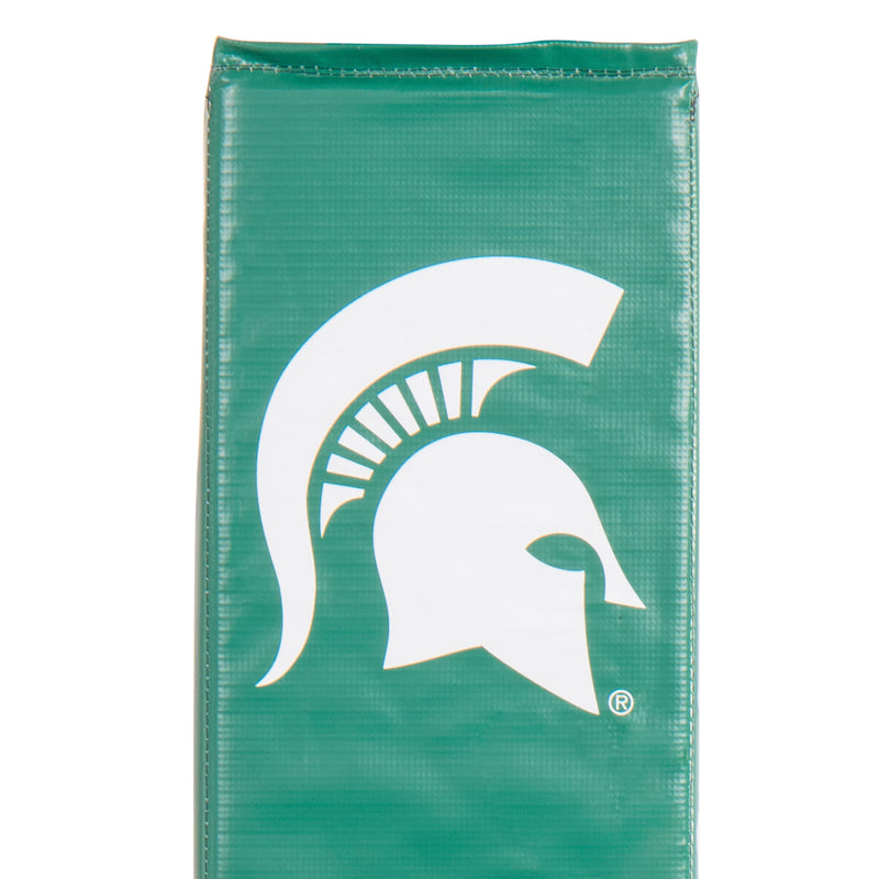 Goalsetter Collegiate Pole Pad - Michigan State Spartans (Green)_4