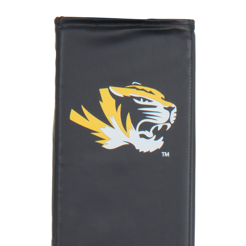 Goalsetter Collegiate Pole Pad - Missouri Tigers (Black)_8