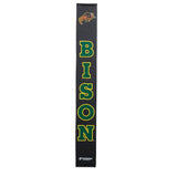 Goalsetter Collegiate Pole Pad - North Dakota State Bison (Black)_2