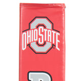 Goalsetter Collegiate Pole Pad - Ohio State (Red) - No Black Accents_4