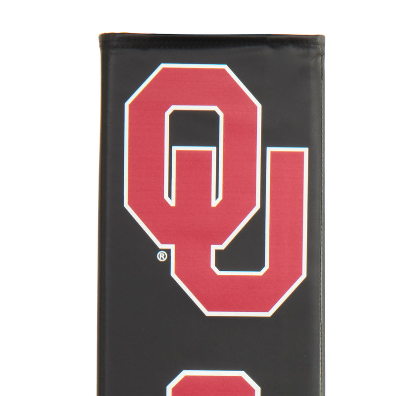 Goalsetter Collegiate Pole Pad - Oklahoma Sooners (Black)_4