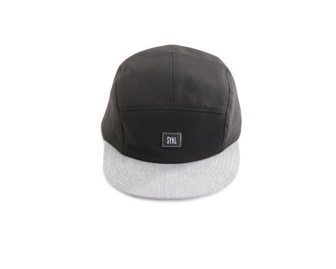 5 panel hat Concrete|Casquette 5 panel Concrete