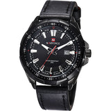 Naviforce Luxury Watch Black