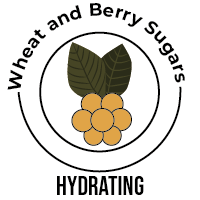 Wheat and Berry Sugars