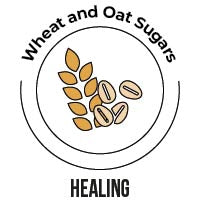 wheat and oat