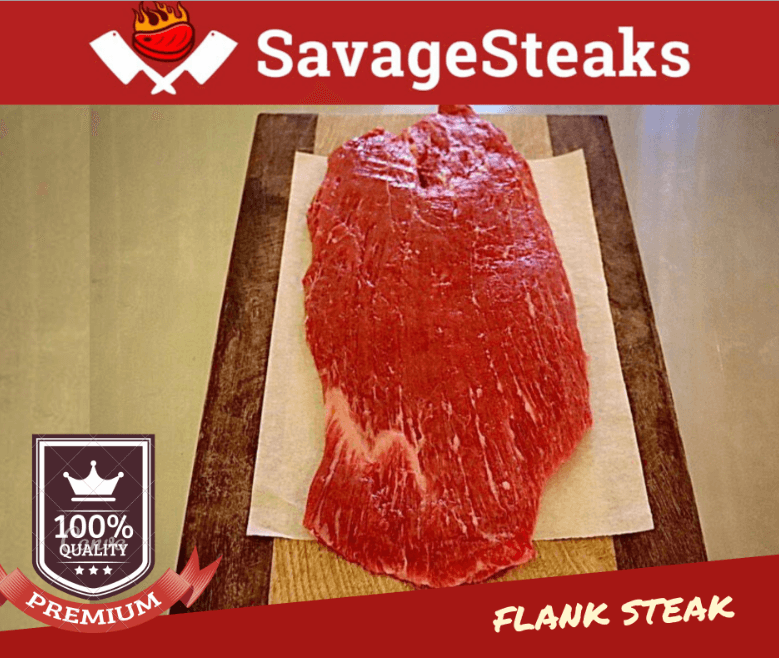 [PRIME] 44 Farms USDA Prime Flank Steak, 1 LB