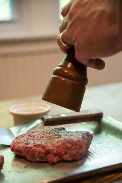 [PRIME] Savage burger patties- house blend of dry-aged beef 6 OZ Patties