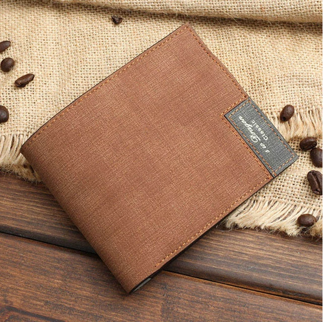 Ultra Thin Men's Genuine Leather Bifold Personalized Engraved Wallet - Blastiful