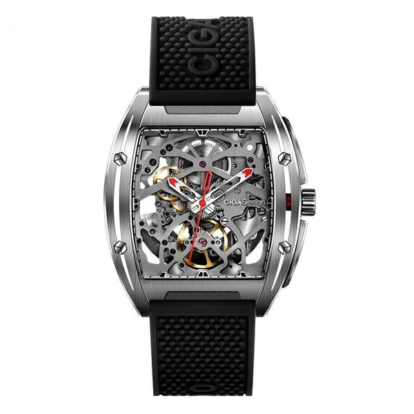 CIGA Design Z-Series Mechanical Titanium Watch - Legoss