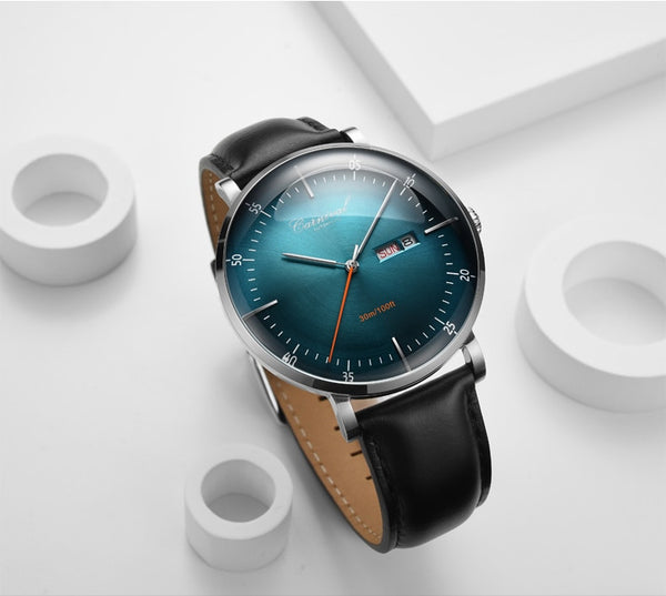 MIYOTA Mechanical Slim Watch