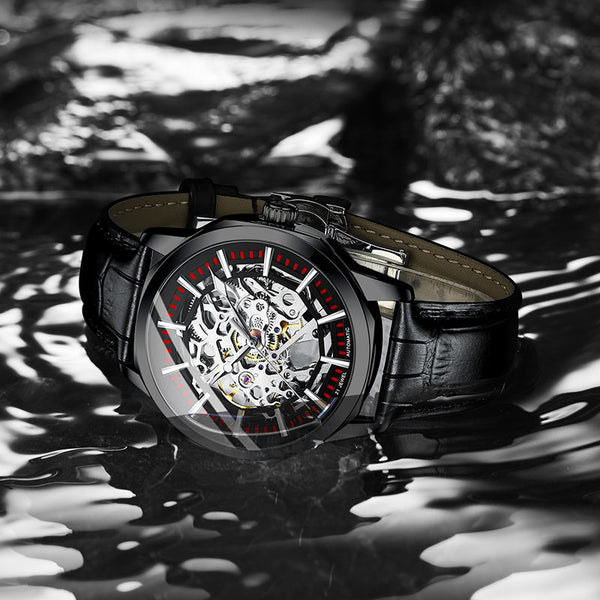 Morphers automatic mechanical watch
