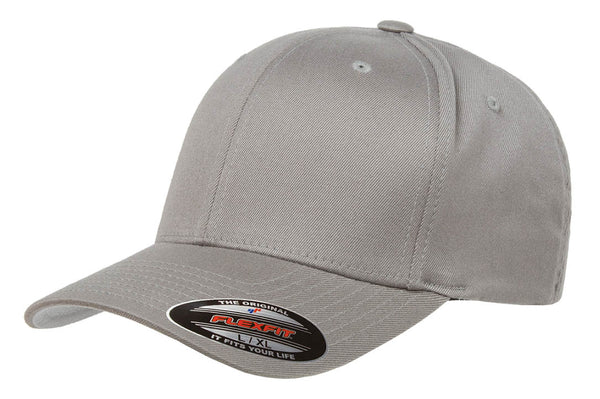 Flexfit Wooly Combed - D-GREY