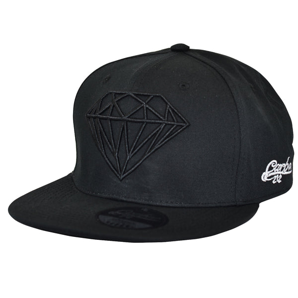 Carbon212 Diamond Snapback Cap