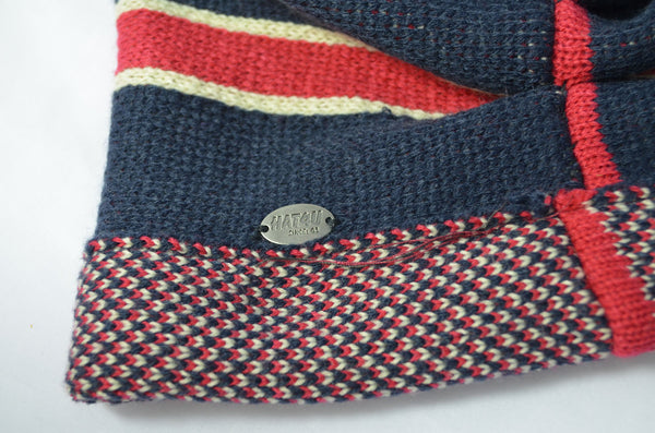 Hats 4u Hand made Union Jack Beanie Hat - Multi-Colour