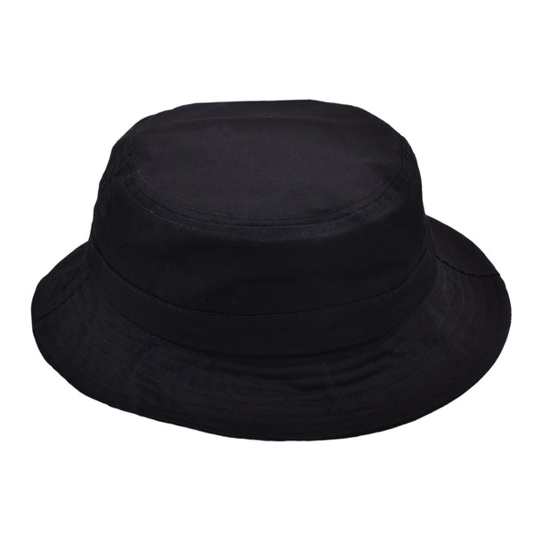Carbon 212 Plain Cotton Bucket Hat