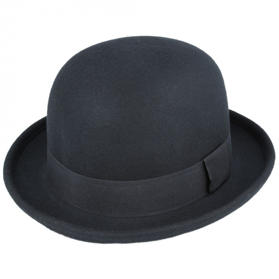 Maz Crushable Soft Bowler Hat