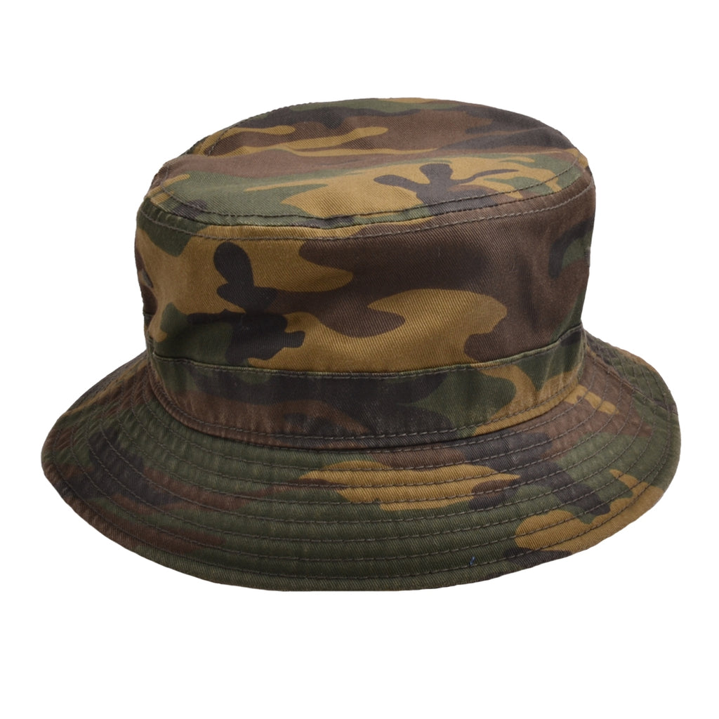 Carbon 212 Cotton Camouflage Bucket Hat