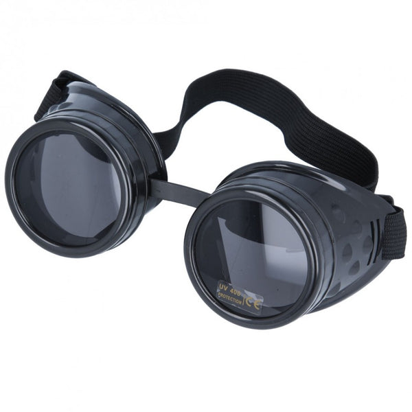 Maz Vintage Steampunk Goggles Glasses Cosplay Cyber Punk Gothic