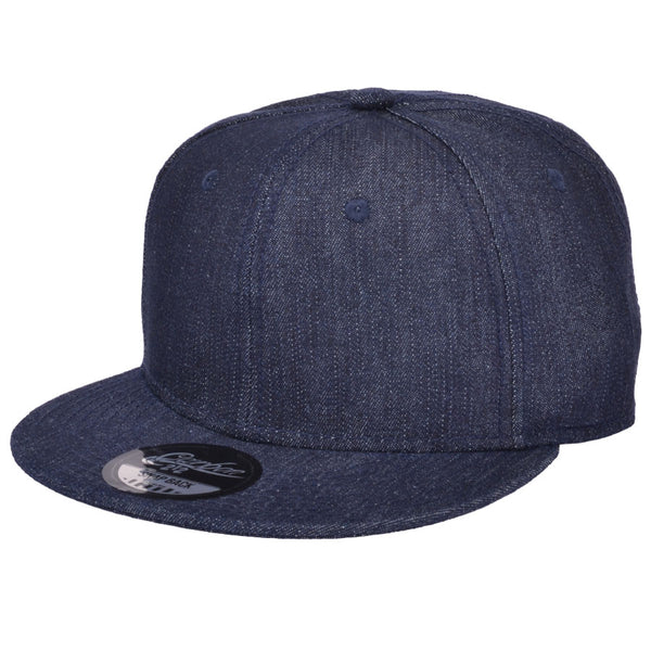 Carbon212 Plain Cotton Snapback