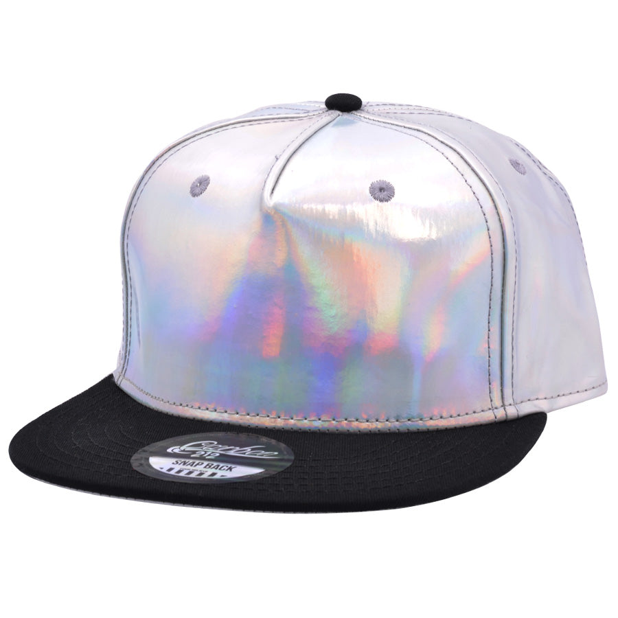 Carbon212 Mermaid Quilted Snapback