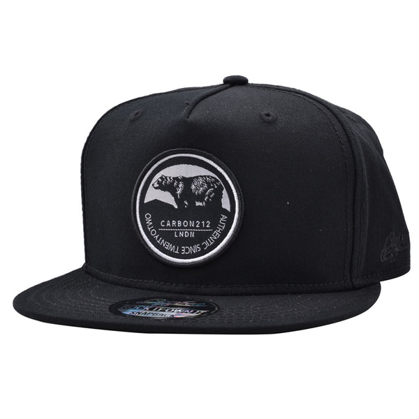 CARBON212 BEAR AUTHENTIC SNAPBACK