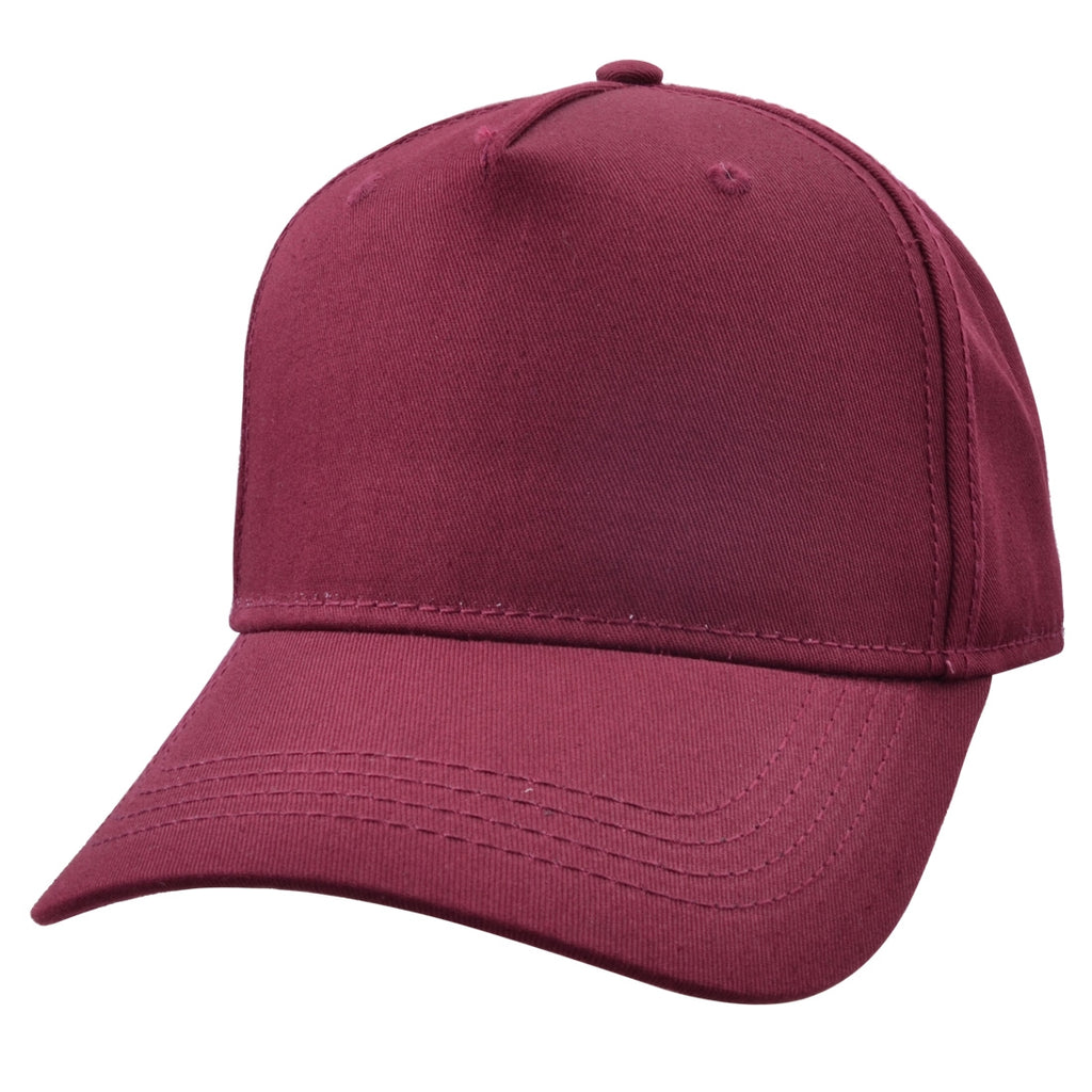 Carbon212 Cargo Plain Curved Visor Baseball Cap