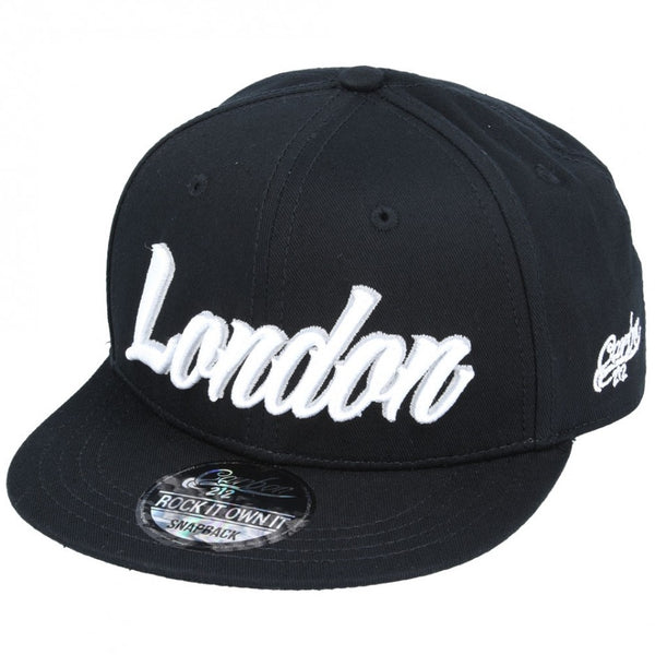 Carbon212 Kids London Snapback Cap