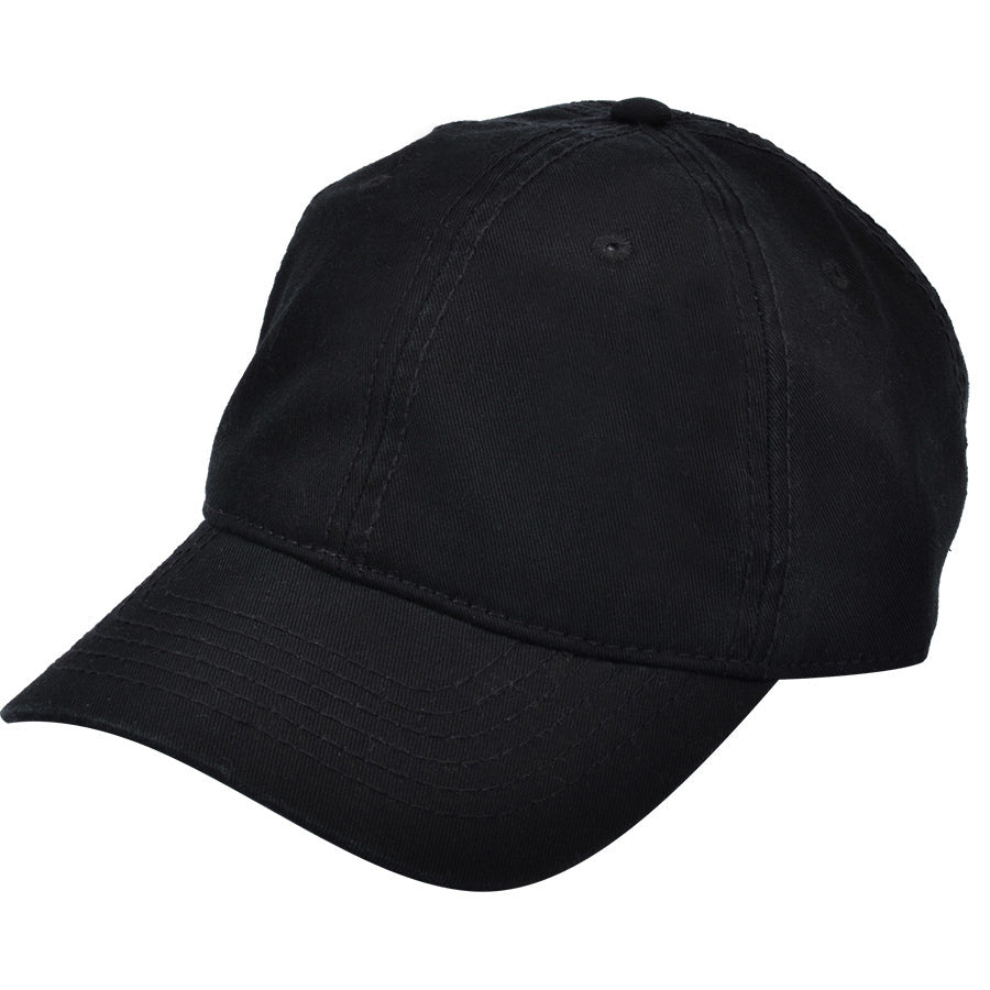 Carbon212 Cotton Curved Visor Baseball Caps