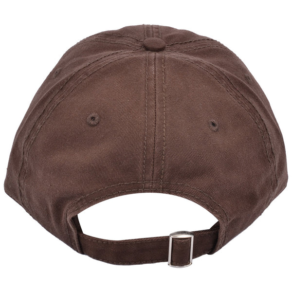 Carbon212 Curved Visor Baseball Caps - Brown