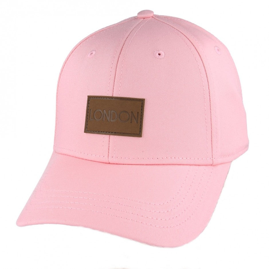 Carbon212 London Leather Patch Baseball Cap