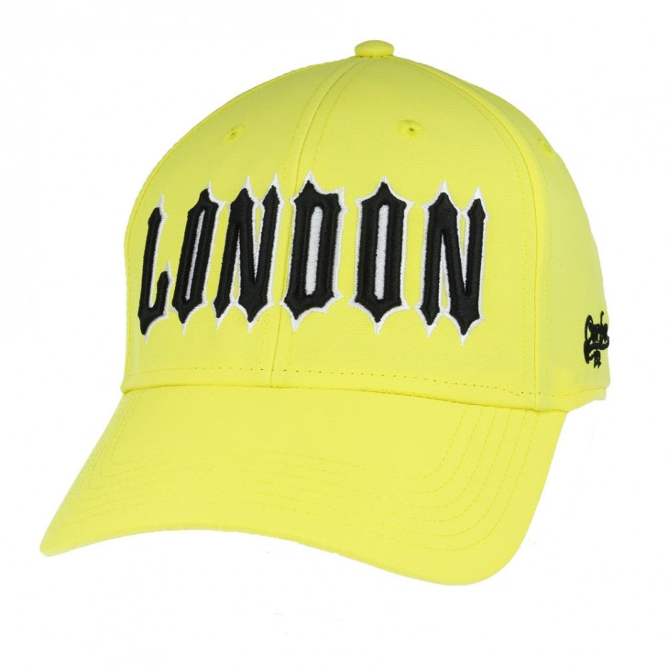 Carbon212 New London Lightweight Neon Baseball Cap