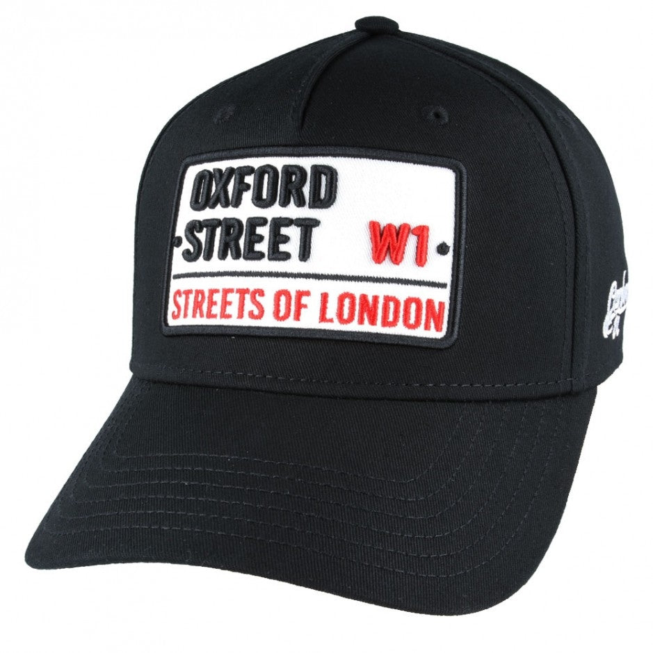 Carbon212 Oxford Street Streets Of London Baseball Cap