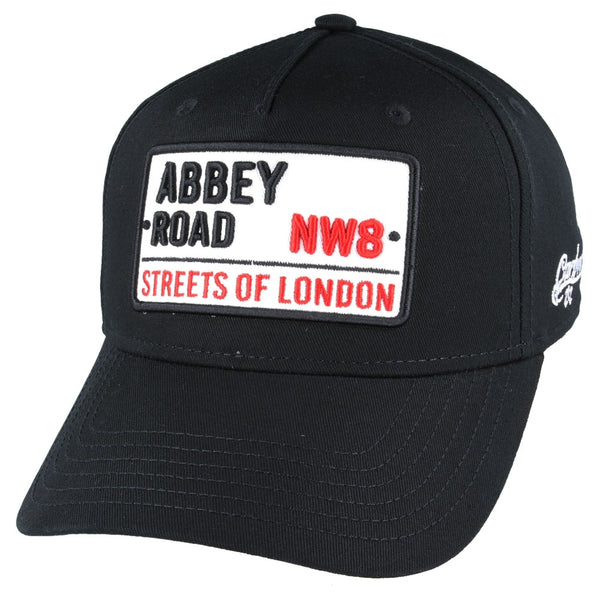 Carbon212 Abbey Road Baseball Cap - Black