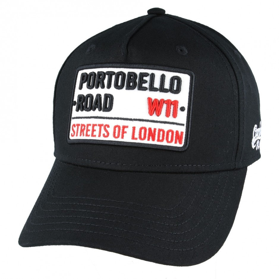 Carbon212 Portobello Road Streets Of London Baseball Cap