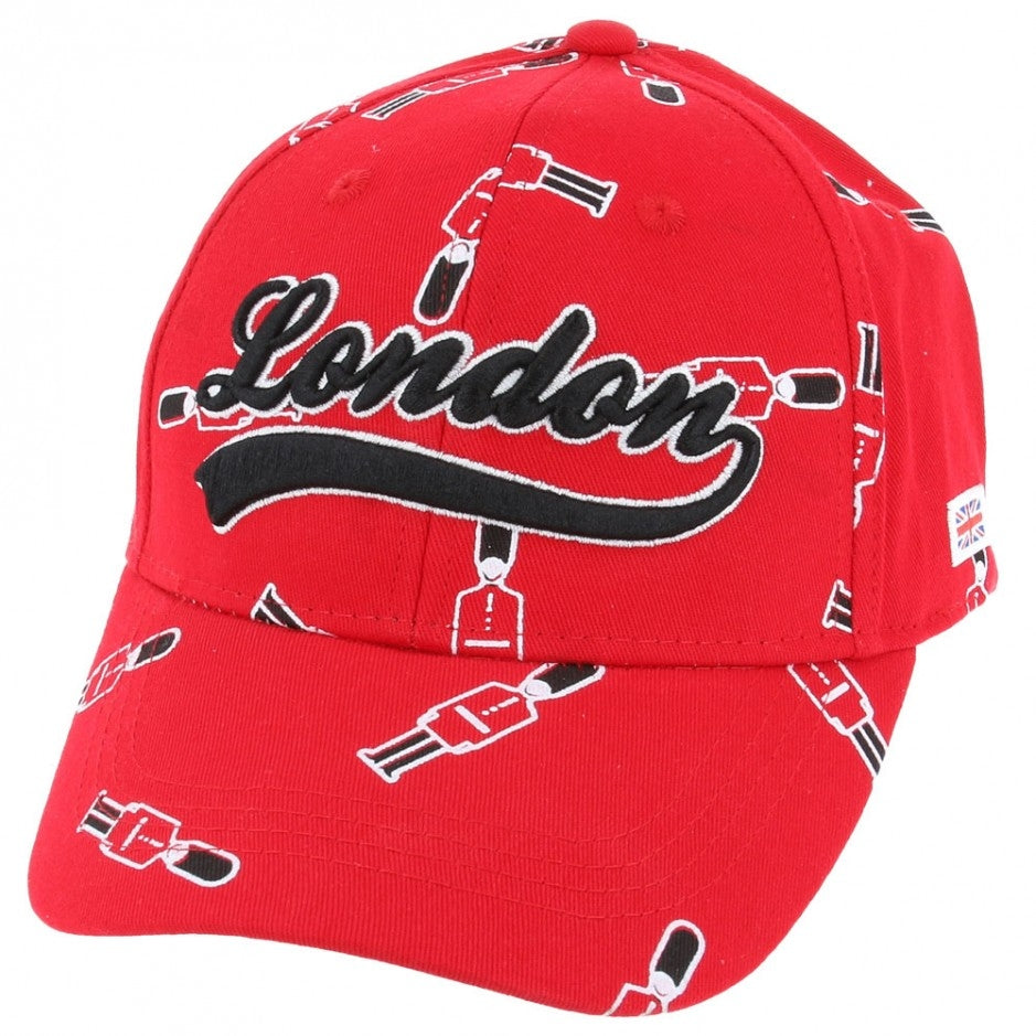 Carbon212 London Queen's Guard Baseball Cap