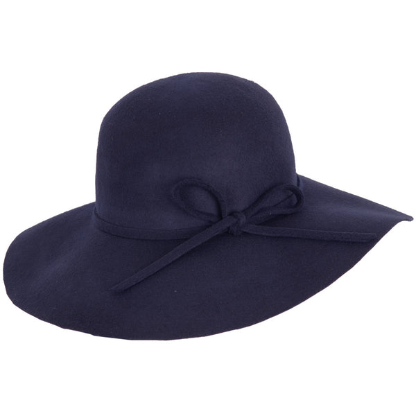 Maz Big Brim Wool Floppy Hats
