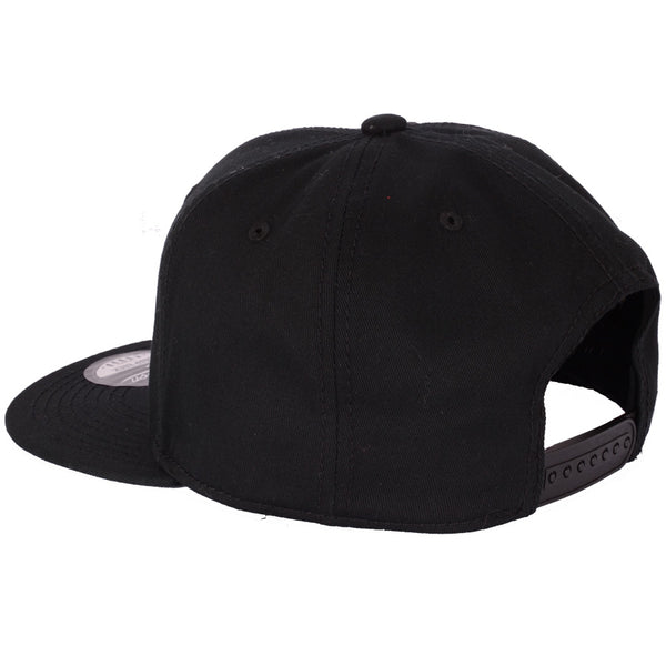 Carbon212 Cork Snapback - Black