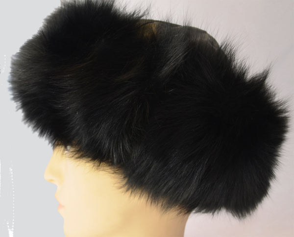 Real Fox Fur Cossack Hats