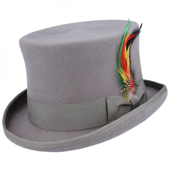 Maz Wool Felt Top Hat