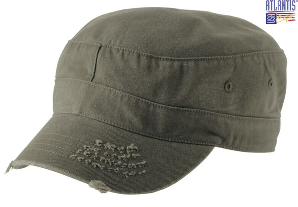 Atlantis Urban Destroyed Army Cap