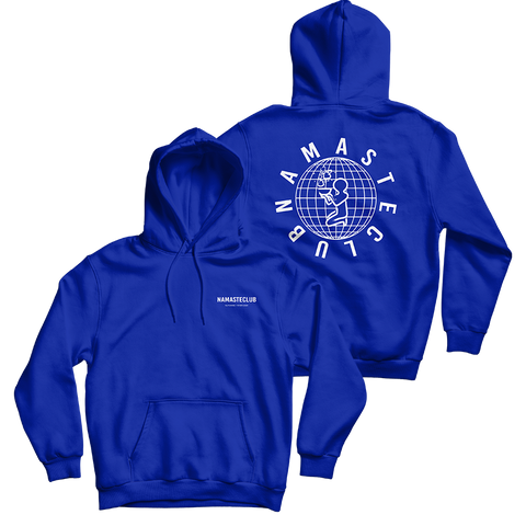 "SWEAT-SHIRT CAPUCHE | ""WORLDWIDE"""