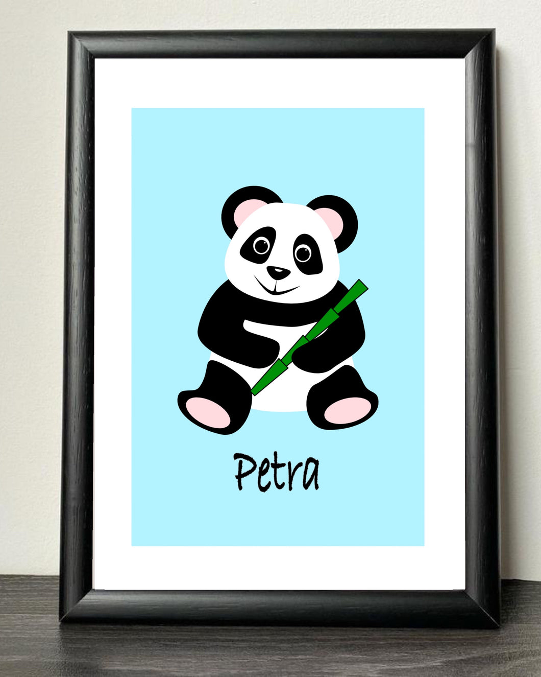Animal Collection: Panda (personalised)