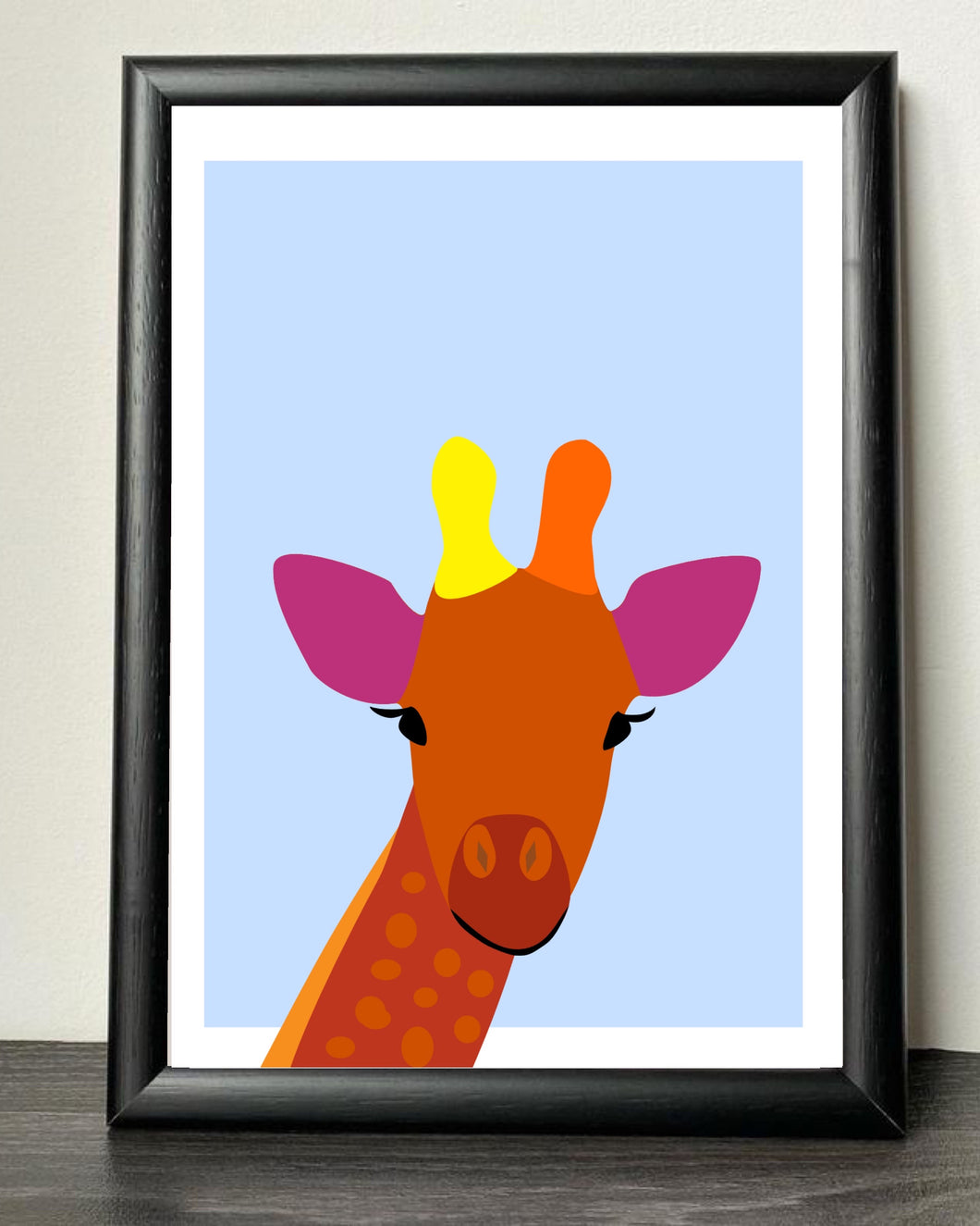 Animal Collection: Giraffe