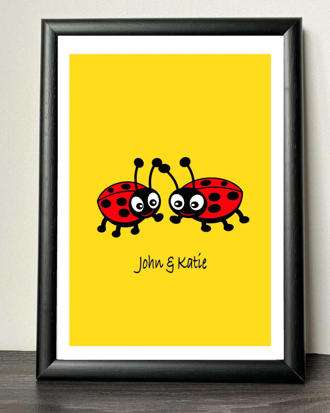 Animal Collection: Ladybirds (personalised)
