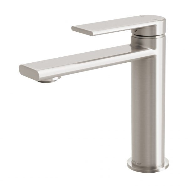 Phoenix Teel Basin Mixer Brushed Nickel 118-7700-40
