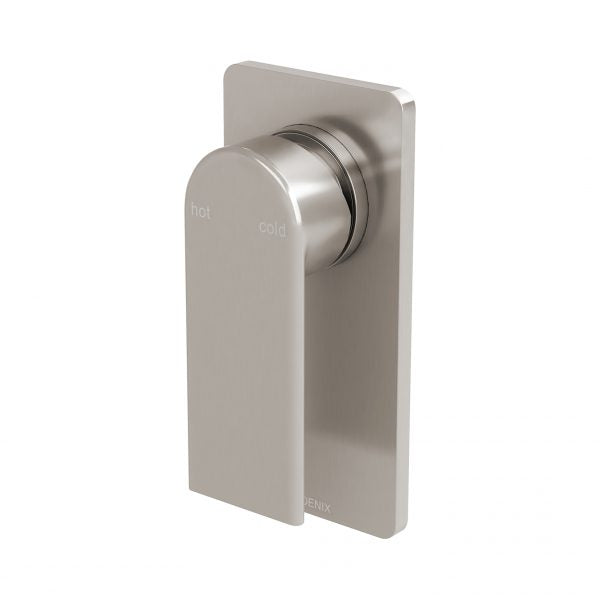 Phoenix Teel Shower/Bath Mixer Brushed Nickel 118-7800-40