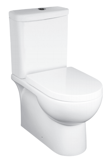 Decina Adatto Back to Wall Toilet Suite ADTSWFR